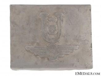Buckle of Ustasha Railway Battalion