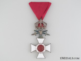 Bulgarian Order of St. Alexander; fifth class