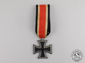 Germany. An Iron Cross 1939 Second Class by J.E. Hammer & Sohn of Geringswalde