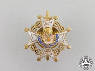 Spain. A Miniature Order of St. Raymond of Peñafort