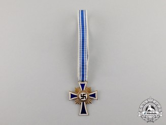 Germany. A Bronze Grade Cross of Honour of the German Mother