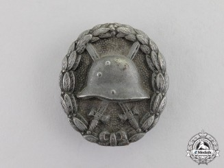 Germany. A First War Period Black Grade Wound Badge