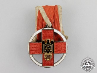 Germany. A Third Reich Period DRK (German Red Cross) Service Medal
