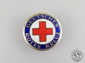 Germany. A Third Reich Period DRK (German Red Cross) Nurse's Badge