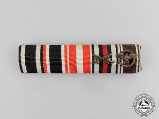 Germany. An NSDAP Long Service Ribbon Bar