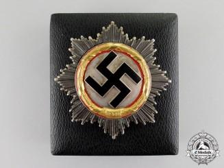 Germany. An Early DKG by Deschler & Sohn, Six Rivets - Short Pin Version in Case