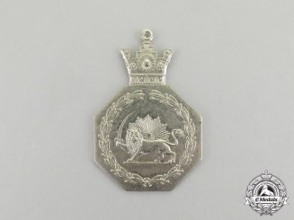 Iran, Pahlavi Kingdom. A City of Zendjan Security Police Badge