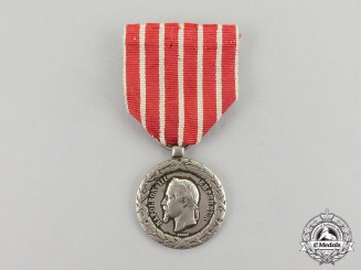 France. A Medal of the 1859 Italian Campaign