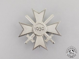 Germany. A War Merit Cross First Class with Swords; Alternate 1957 Version