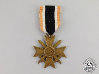 Germany. A War Merit Cross Second Class with Swords by Grossmann & Co.