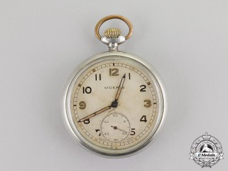United Kingdom. A Moeris British General Service Pocket Watch, c.1944