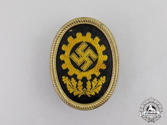 Germany. A DAF (German Labour Front) Cap Badge