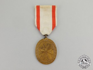 Austria, Imperial. An Order of Merit of the Sovereign Military Hospitaller Order of St John of Jerusalem, of Rhodes and of Malta, Gold Grade Medal