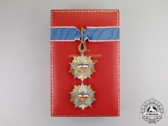Yugoslavia, Republic. An Order of the Yugoslav Flag with Golden Wreath