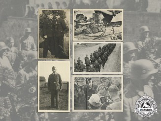 Germany. 18 Wartime German Photos and Postcards