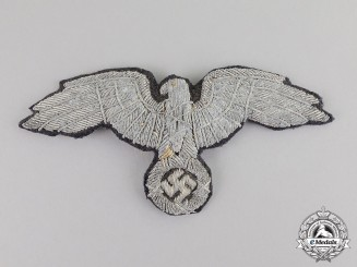Germany. A Diplomatic Corps Visor Cap Eagle