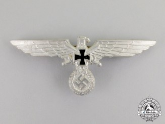 Germany. A Veteran's Organization Breast Eagle