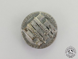 Germany. A 1934 1st Districty Lückenwalde Day of Farmers Badge