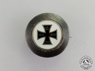 Germany. A First War Period Iron Cross Badge