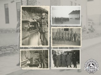 "Germany. A Excellent Private Photo Collection of SS Divisions ""Wiking"" and ""Nordland"""