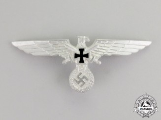 Germany. A Germans Veteran's Association Breast Eagle Insignia by Deschler