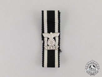 Germany. A Miniature Clasp for the Iron Cross 1939 Second Class