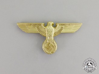 Germany. A Mint Third Reich Period NSDAP/Political Cap Eagle