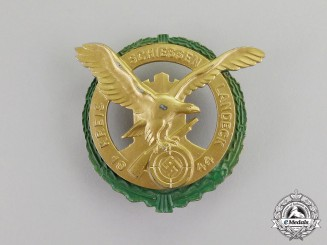 Germany. A 1944 Landeck Regional Shooting Competition Badge