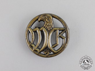 Germany. A Wehrmacht Subcontractor Badge