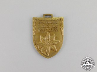 Germany. A 1940-1945 Mountain Intelligence Squadron 95 Eastern Campaign Medal