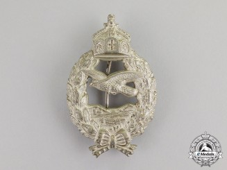 Germany. A First War Prussian Pilot's Commemorative Badge