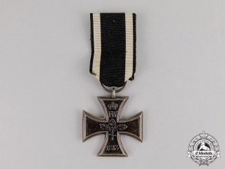 Germany. A Fine Prussian Iron Cross 1813, Second Class