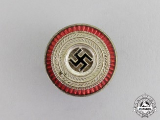 Germany. A NSDAP Political Leader's Tri-Colour Cockade