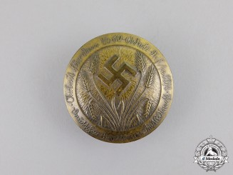 "Germany. A Female RAD ""Maidenführerin"" Rank Badge; First Pattern"