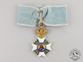 Greece. An Order of the Redeemer in Gold, Commander's Badge, Type II, c. 1935