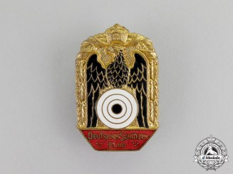 Germany. An Imperial Marksmanship Association Badge, c.1917