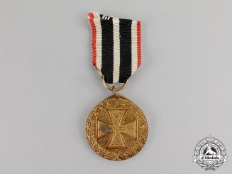 Germany. A 1914-1918 Wold War Comemmorative Honour Medal