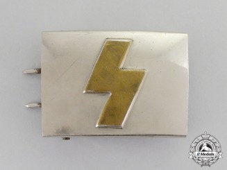 Germany. A DJ (German Youths) Standard Issue Service Belt Buckle