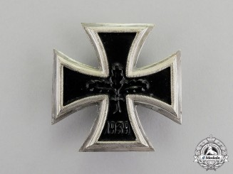 Germany. An Iron Cross 1939 First Class; 1957 Version