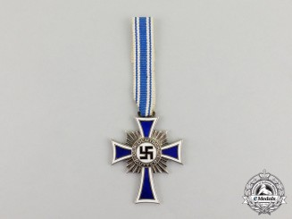 Germany. A Silver Grade Cross of Honour of the German Mother