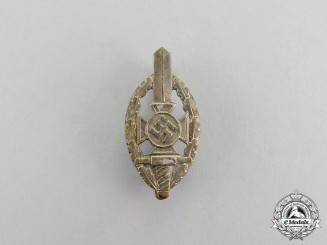 Germany. An NSKOV (National Socialist War Victim's Care) Membership Badge
