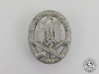 Germany. A General Assault Badge by F.W. Assmann & Söhne