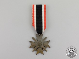 Germany. A Third Reich Period War Merit Cross Second Class with Swords
