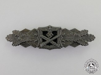 Germany. A Silver Grade Close Combat Clasp by Josef Feix & Söhne