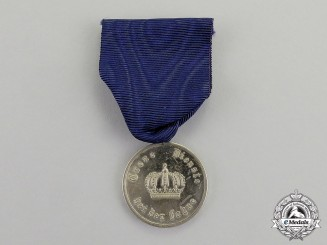 Prussia. A 1913-1924 Issue 9-Year Long Service Medal