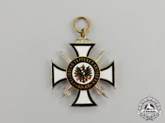 Prussia. A 1914-1918 Issue War Rememberance Cross for Veterans