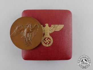 Germany. A Table Medal for Animal Breeding by the Prussian State Mint