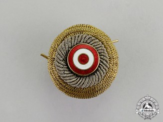 Norway. An Officer's Cockade, c.1940
