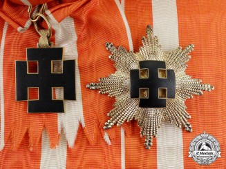 Austria, Republic. An Order of Merit, Grand Cross Set, by Anton Reiterer of Vienna