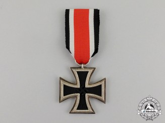 Germany. An Iron Cross 1939 Second Class by J.E. Hammer & Söhne, Geringswalde
